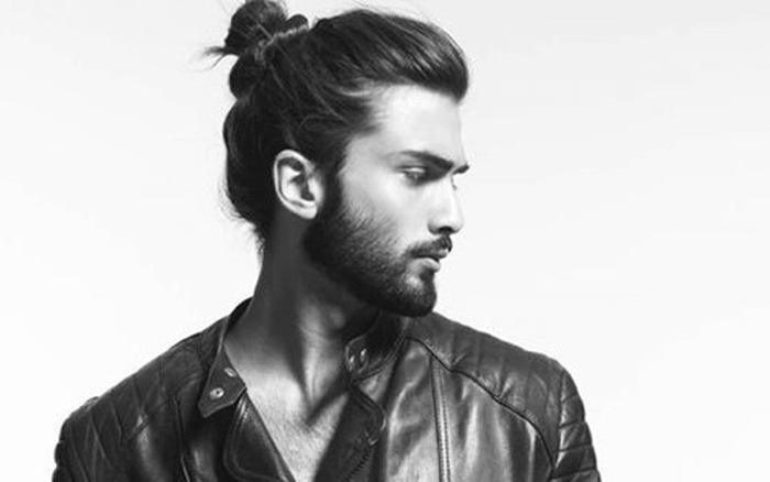 Kiểu tóc cho nam mặt vuông